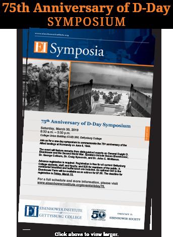 D-Day Symposium