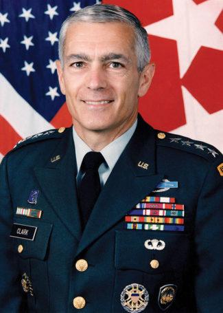 Gen. Wesley Clark